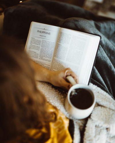 de Bijbel lezen